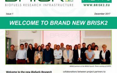 BRISK2 News Issue 1