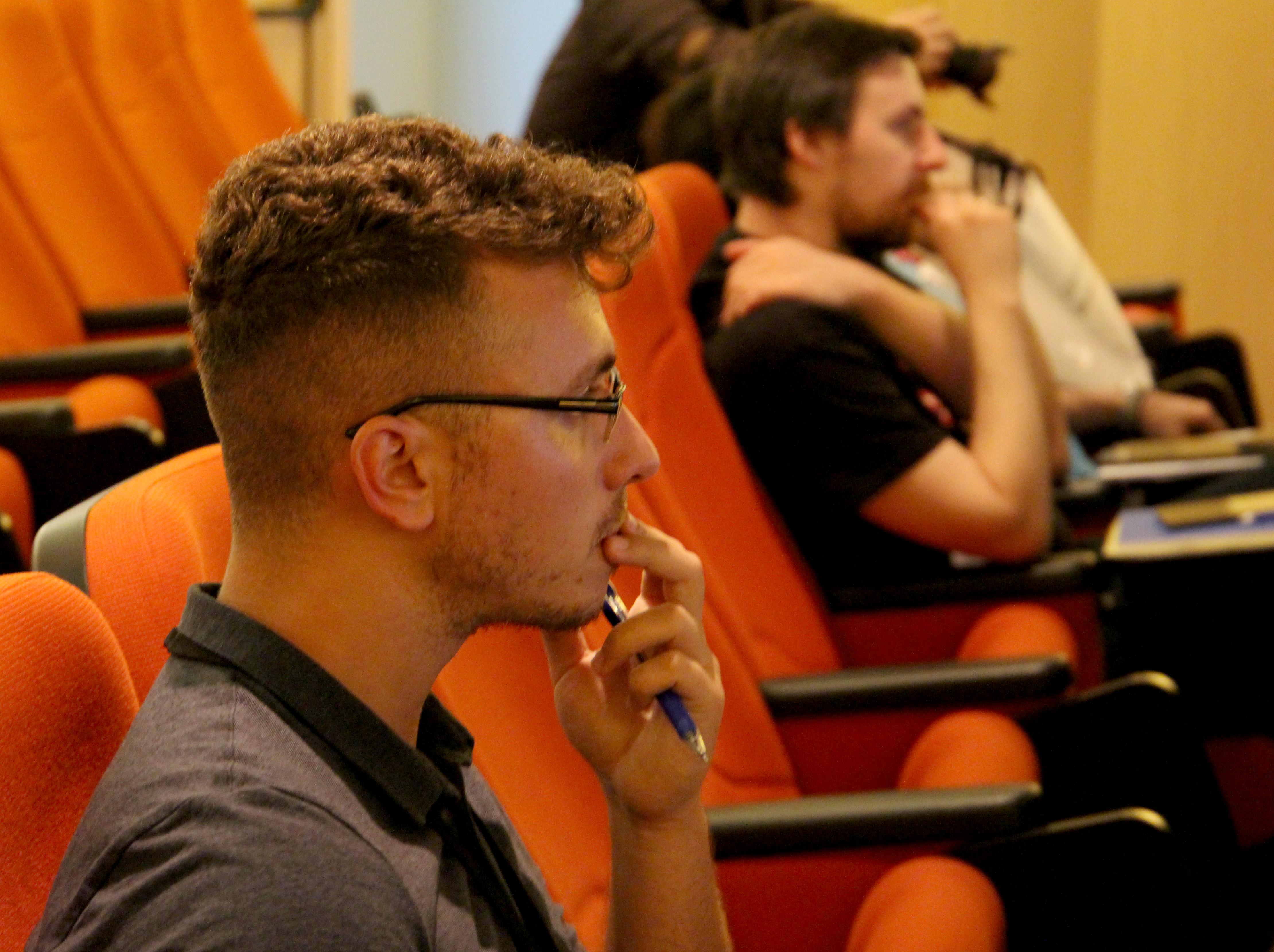 BRISK2 Summer School delegates in session