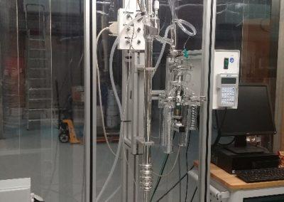 ECN TNO Distillation Unit