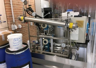 ECN Membrane Filtration Modular Unit