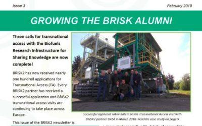 BRISK2 News Issue 3